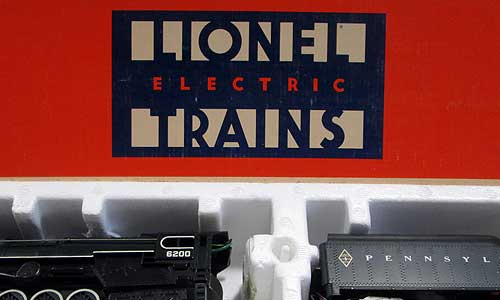 100 Piece Lionel Train Collection (6)