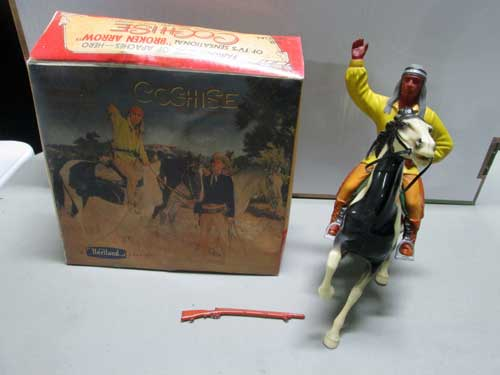 image of a 100 piece Hartland figure collection 5
