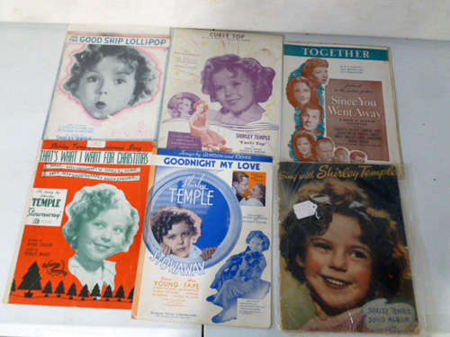 100 piece shirley temple collection image 1