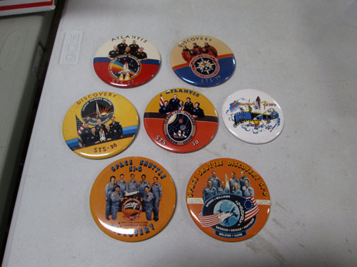 image 16 of space and air collectibles