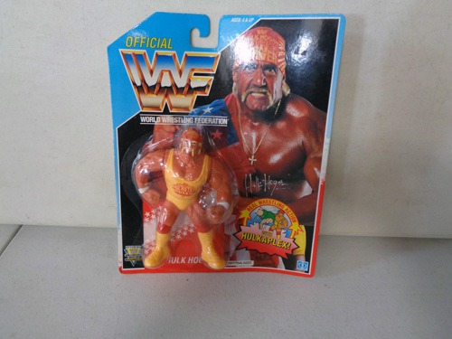 1980s wrestling figure collection image 1