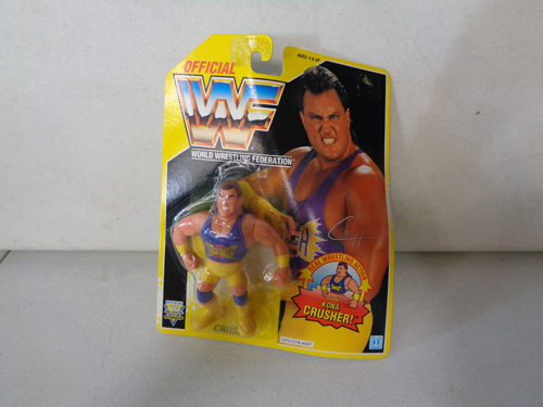 1980s wrestling figure collection image 3