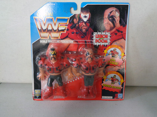 1980s wrestling figure collection image 4