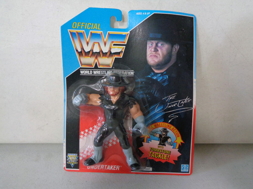1980s wrestling figure collection image 8