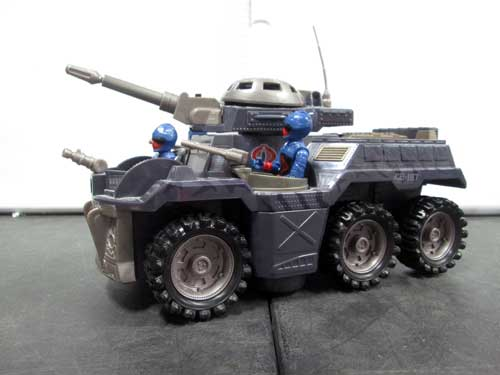 image of a 21st Century Toys military collection 1