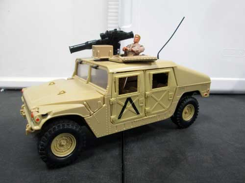 image of a 21st Century Toys military collection 2