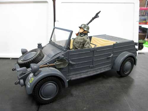 image of a 21st Century Toys military collection 4