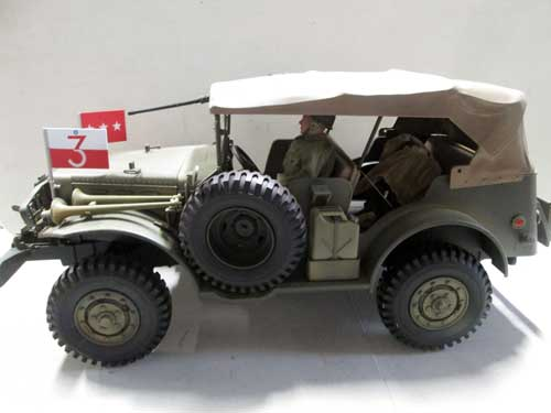 image of a 21st Century Toys military collection 6