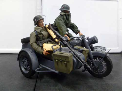 image of a 21st Century Toys military collection 7