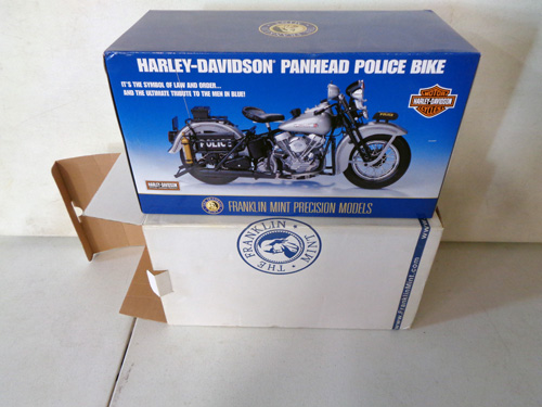 75 piece franklin mint motorcycle collection image2