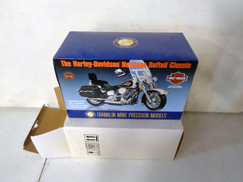 75 piece franklin mint motorcycle collection image 7