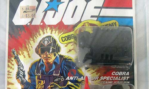 GI Joe AFA Graded Collection (12)