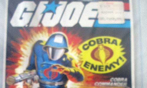 GI Joe AFA Graded Collection (17)
