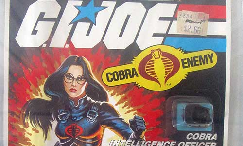 GI Joe AFA Graded Collection (2)