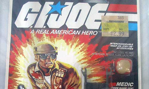 GI Joe AFA Graded Collection (25)