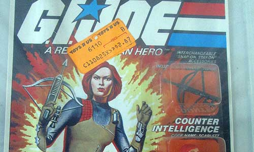 GI Joe AFA Graded Collection (30)