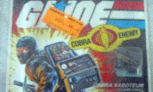 GI Joe AFA Graded Collection (4)