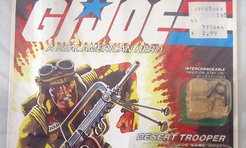 GI Joe AFA Graded Collection (5)