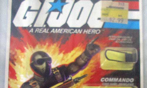 GI Joe AFA Graded Collection (7)