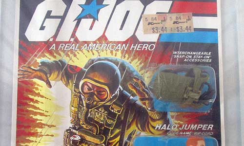 GI Joe AFA Graded Collection (8)