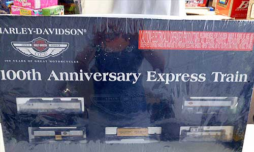 Harley Davidson Train Collection (1)