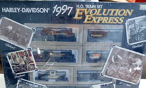Harley Davidson Train Collection (3)