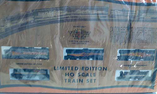 Harley Davidson Train Collection (4)