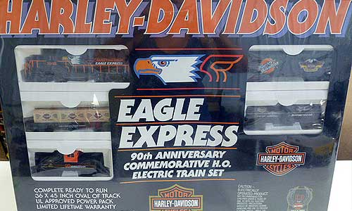 Harley Davidson Train Collection (7)