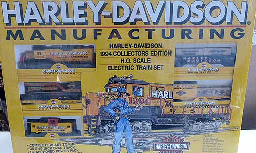 Harley Davidson Train Collection (8)