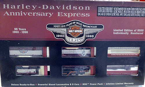 Harley Davidson Train Collection (9)