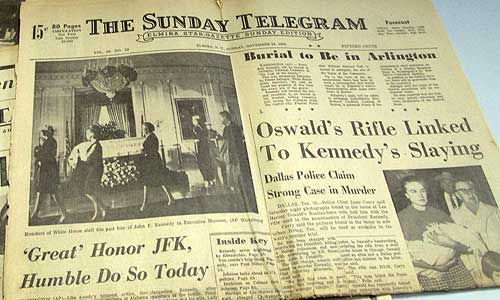 Kennedy Assination Papers (2)