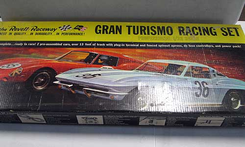 Revell Slot Car Set