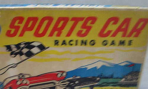 Slot Car Set (2)