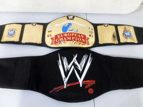 image of WWF and WWE championship belts 3