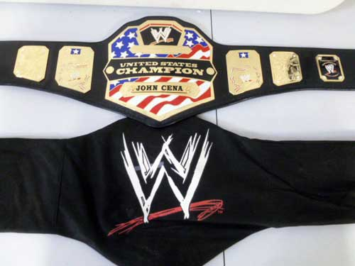 image of WWF and WWE championship belts 4