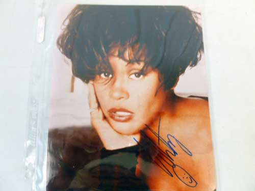 image of an autographed collectible 8