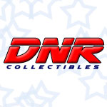 DNR Collectibles action figure banner
