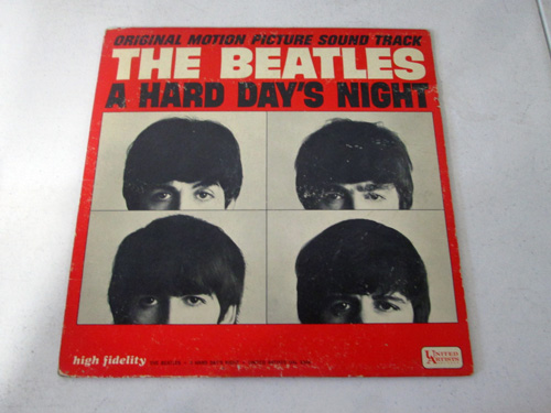 beatles record collection image 1