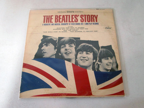 beatles record collection image 16