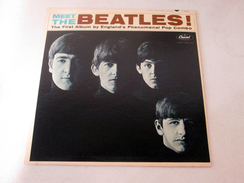 beatles record collection image 2