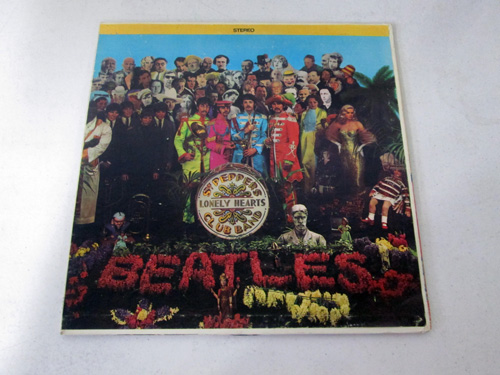 beatles record collection image 5