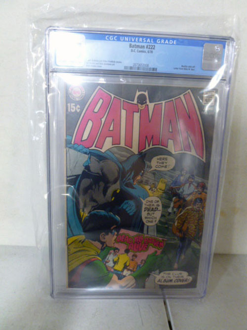 image 1 of comic collection