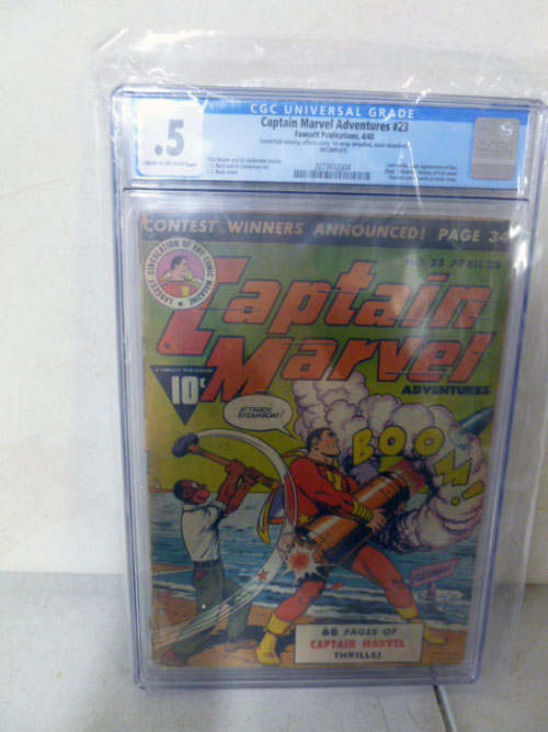image 2 of comic collection