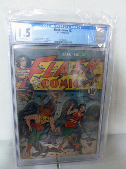 image 6 of comic collection