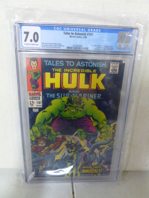 image 8 of comic collection