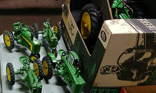 John Deere Collectibles 2