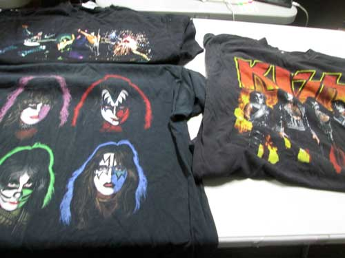 image of Kiss collectibles 2
