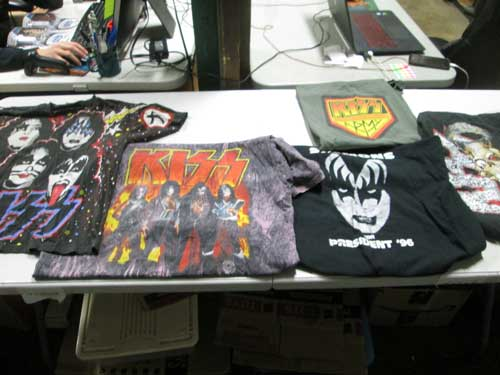 image of Kiss collectibles 4