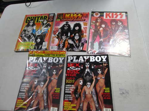 image of Kiss collectibles 7