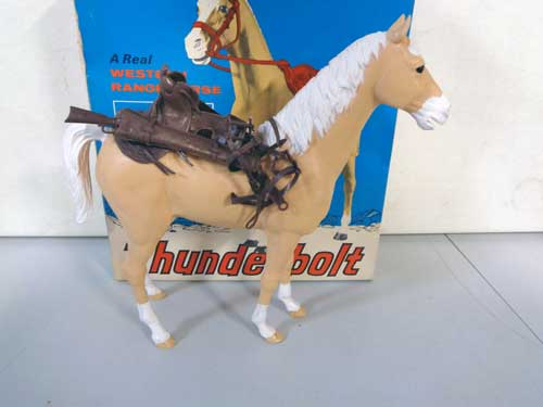 image of Marx Johnny West toys 8